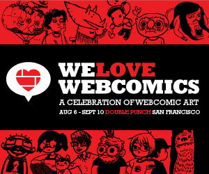 We Love Webcomics